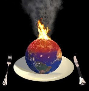 Earth_on_plate_on_fire